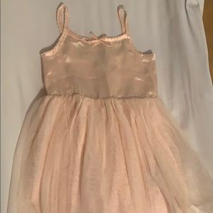 Baby gap 18-24 month light pink dress
